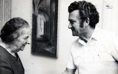 "Bob Hawke described meeting Golda Meir as ""a life-changing experience"""