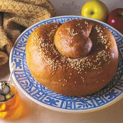 Honey challah. Photo: National Honey Board