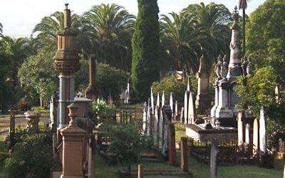 Rookwood Cemetery.
