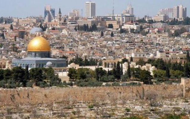 The program culminates in a week-long study tour of Israel.