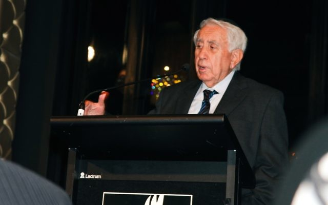 Harry Triguboff: 'I'll never give Feldman another lease'.