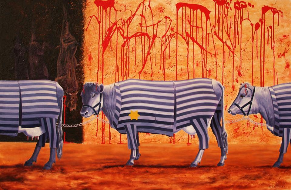 Animal Holocaust' furore – The Australian Jewish News