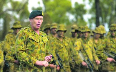 Major-General Jim Molan       (PIC BY CPL JASON WEEDING)