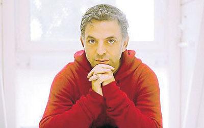 Author Etgar Keret