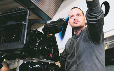 Israeli television director and writer Gideon Raff.