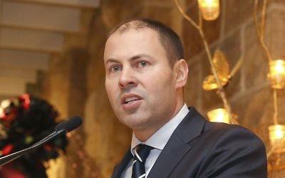 Kooyong MP Josh Frydenberg. Photo: Ingrid Shakenovsky.