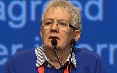 Queensland Labor vice-president Wendy Turner.