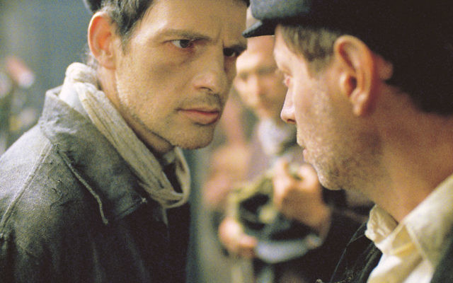 A scene from Son of Saul, the powerful drama set in Auschwitz that won the Grand Prix at the Cannes Film Festival.