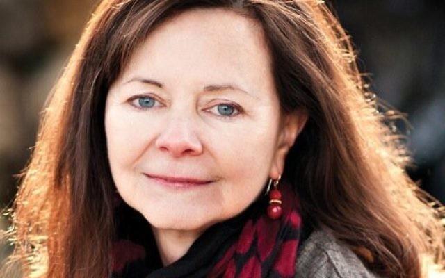 Pulitzer Prize-winning author Geraldine Brooks AO.