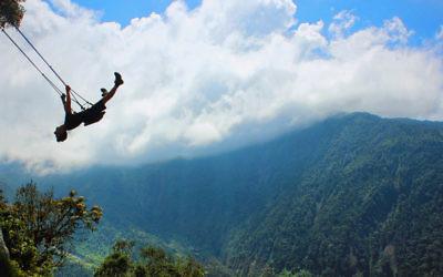 Eli Hochberg's prize-winning holiday photo taken in Ecuador.