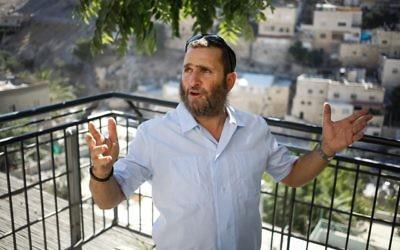 Rabbi Shmuley Boteach.