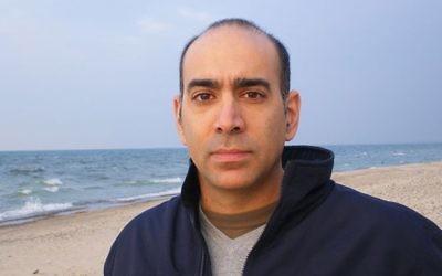 Ali Abunimah.
