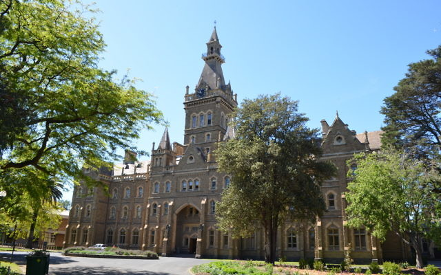 University of Melbourne.