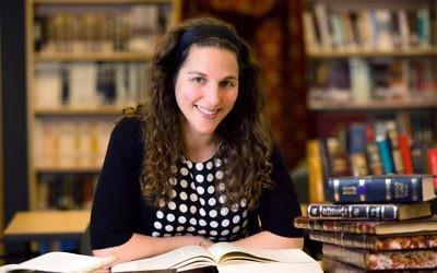 Rabbi Lila Kadegan will be the first female rabbi at an Orthodox shul in Melbourne.
