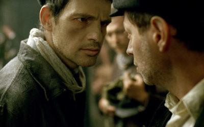 Geza Rohrig stars in Son of Saul.