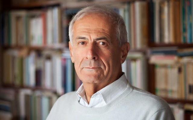 Israeli demographer Sergio Della-Pergola.
