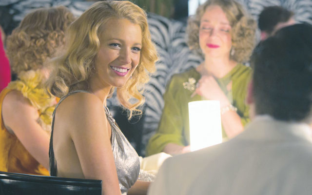 Blake Lively stars in Woody Allen's latest film Cafe Society.