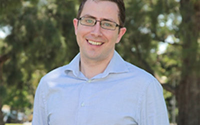 Greens candidate for Kingsford Smith, James Macdonald.