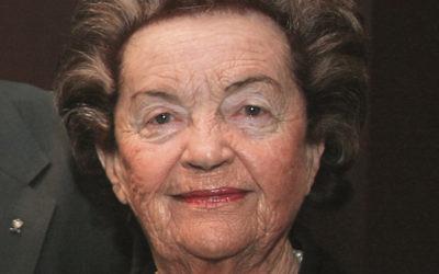 Masha Zeleznikow.