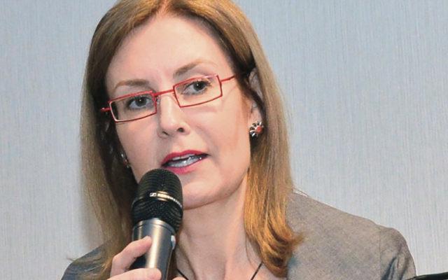 Gabrielle Upton.