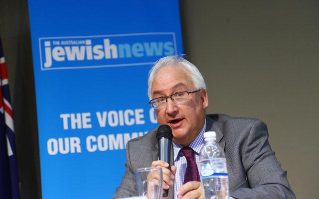 Michael Danby. Photo: Peter Haskin