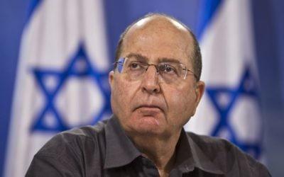 Moshe Ya'alon