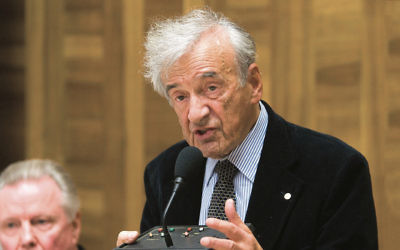 Tributes have poured in for the world's most famous voice of Holocaust survival, Elie Wiesel. Photo: AP.