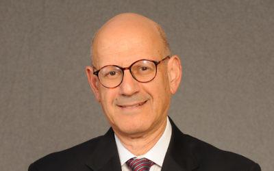 B'nai B'rith International's executive vice-president Dan Mariaschin.