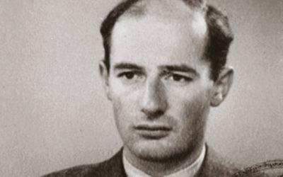 Holocaust hero Raoul Wallenberg.