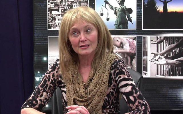 Dr Katrina Lantos Swett