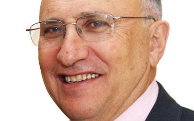 AIJAC executive director Colin Rubenstein.