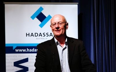 Tim Costello. Photo: Peter Haskin