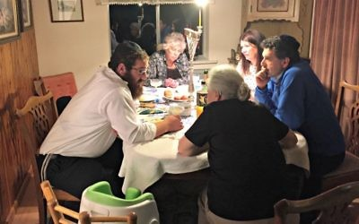 A Chabad of RARA Chanukah event held in Jindabyne last year.