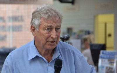 Mosman Mayor Peter Abelson.