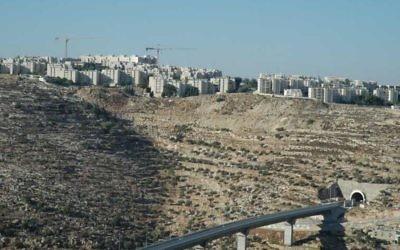 The neighbourhood of Gilo in East Jerusalem. Photo: Jpost/Wikimedia Commons