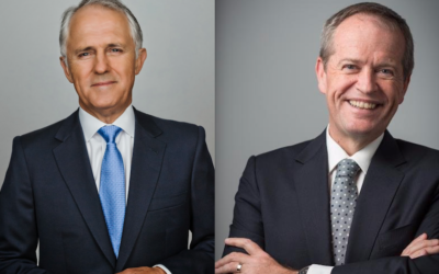 Malcolm Turnbull and Bill Shorten wish the Jewish community a happy Chanukah.