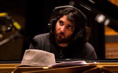 Jazz pianist Tal Cohen