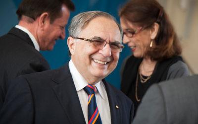 Former NSW Anti-Discrimination Board president Stepan Kerkyasharian.