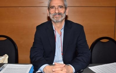 Rabbi Steve Greenberg spoke at Limmud-Oz in Sydney on June 10.