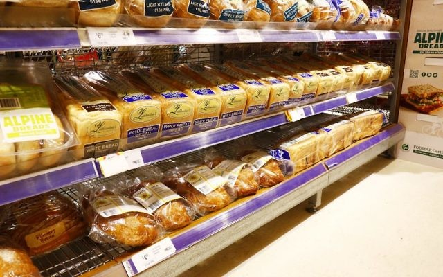 Glick's products are no longer on sale at Coles. Photo: Peter Haskin.
