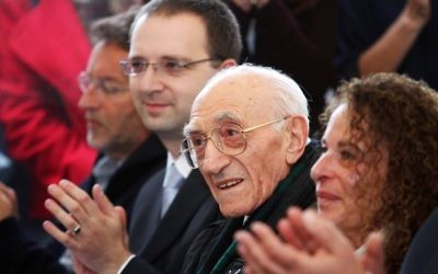 Israel Kipen is remembered as a philanthropist and a pioneer.