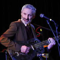 3-9-17. Shir Madness. Melbourne Jewish Music Festival. Willy Zygier. Photo: Peter Haskin