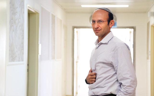 Professor Rael Strous.