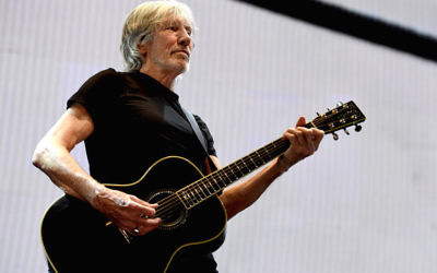 Roger Waters. Photo: Kevin Winter/Getty Images/JTA