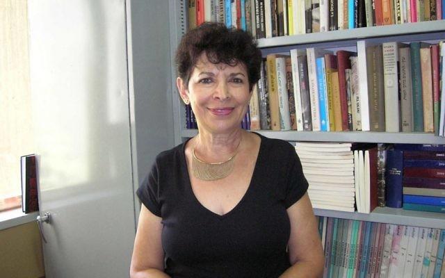 Professor Dina Porat is visiting Australia.