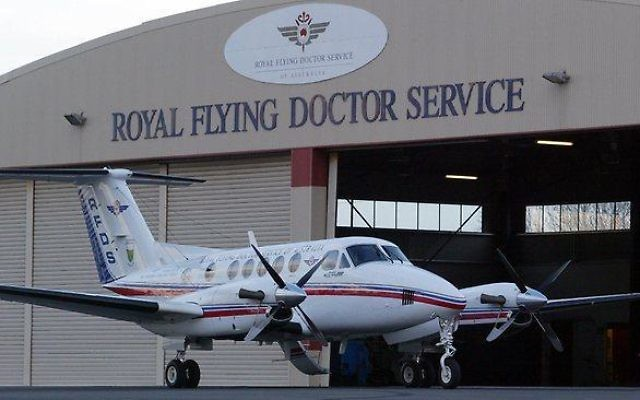 The Royal Flying Doctor Service.