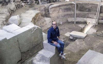 Photo: Yaniv Berman, courtesy the Israel Antiquities Authority