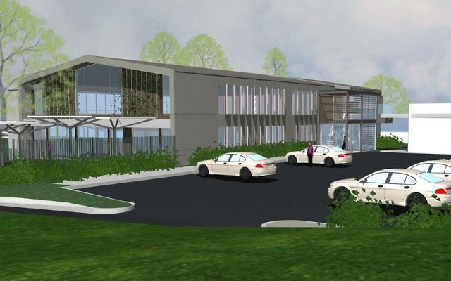 The new Chabad North Shore childcare centre, as submitted by the organisation to Ku-Ring-Gai Council earlier this year.