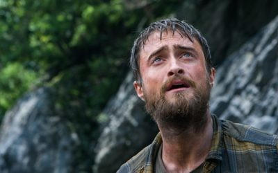Daniel Radcliffe stars as Israeli backpacker Yossi Ghinsberg 