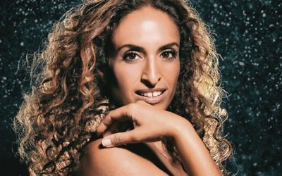 Israeli singer Noa. Photo: Ronen Akerman